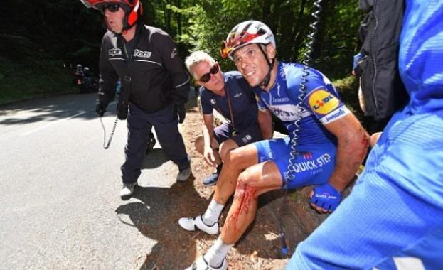 Белгийски колоездач извърши нещо немислимо - измина 60 километра със