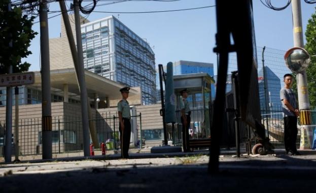 Бомба е била детонирана пред посолството на Съединените щати в