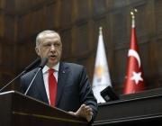 Ердоган: Турция няма да смени курса си заради икономически натиск отвън