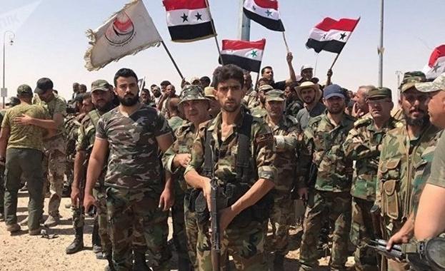 Новости: Руска военна полиция пое патрулирането в сирийска провинция