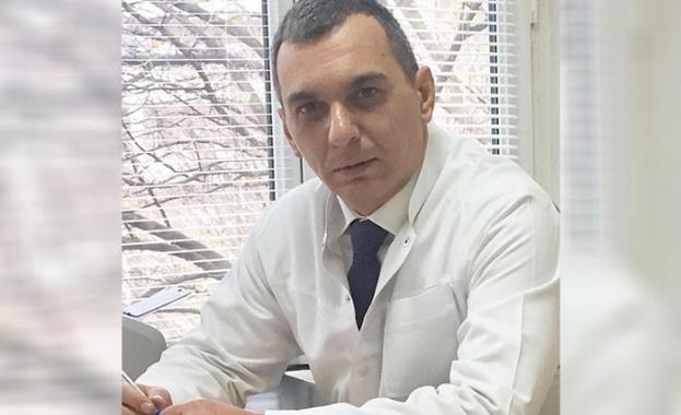 """Д-р Десислав Тасков: С """"Визия за България"""" искаме да имаме качествено здравеопазване и да задържим лекарите в България"""