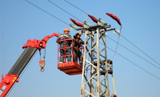ЧЕЗ информира за планирани прекъсвания на тока заради рехабилитация на мрежата