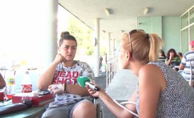 Остават в шок момичетата блъснати от пиян и дрогиран шофьор в Китен