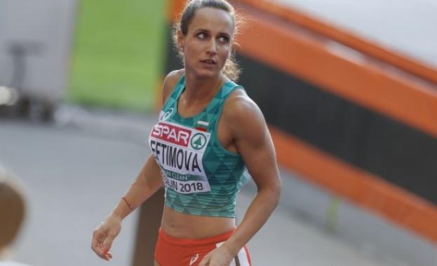 Ефтимова се класира за полуфинала на 200 м в Берлин