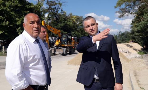 """Борисов обеща АМ """"Хемус"""" ще е готова до 2024 година"""