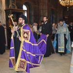 Молебен към Пресвета Богородица в навечерието на празника Голяма Богородица