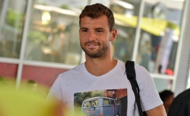 Григор Димитров се изкачи с едно място и е №28 в света