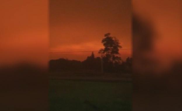 Пожари запалиха Канада: Евакуират близо 19 000 души