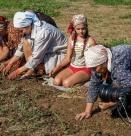 В Бесарабия снимат етнофилм за историята и традициите на българско село
