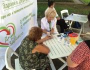 Правят безплатни медицински прегледи в 157 населени места