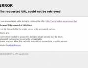 Сайтът на правосъдното министерство се срина