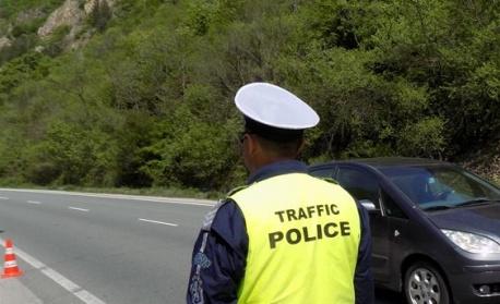 Акция в Несебър: Хванаха шофьори без книжка и с дрога