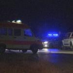 Пиян катастрофира край Казанлък и оцеля