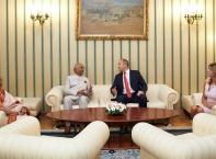 Посещение на президента на Индия в България