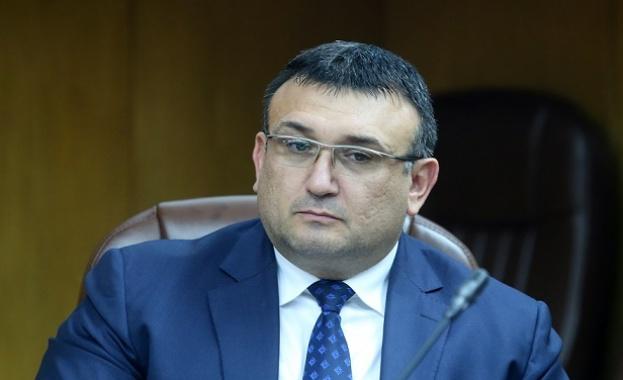 Младен Маринов: Нападенията срещу полицаи се увеличават (снимки)