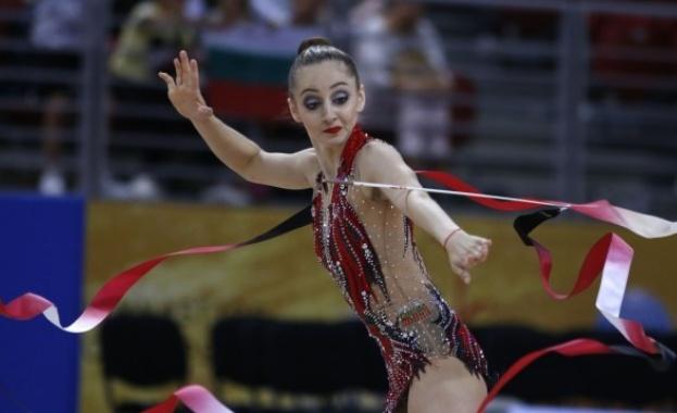 Гимнастичките ни с първи медал от световното