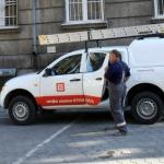 Нерегламентирани изкопни дейности оставиха без ток клиенти на ЧЕЗ Разпределение в столичните квартали Слатина и Гео Милев