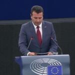Заев очаква дата за започване на преговорите през септември