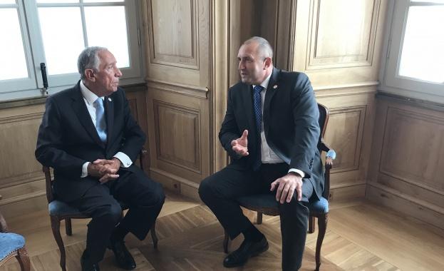 България и Португалия споделят обща позиция за бъдещето на Европа като съюз
