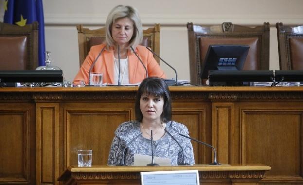 Веска Ненчева към учителите: Вие доказахте, че създавате и утвърждавате успехи