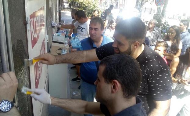 Борис Цветков: Чистим свастики, а СО и МВР допускат свободна продажба на фашистки символи