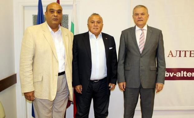 Румен Петков се срещна с представители на ливанската общност