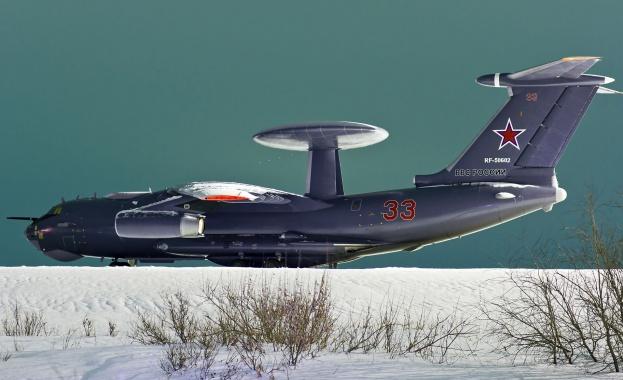Новият руски летящ радар ще бъде сериозен проблем за НАТО