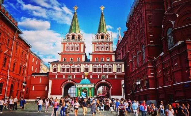 Руският хипи квартал под носа на Кремъл (снимки)