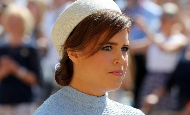 Принцеса Юджини е поканила 850 гости на сватбата си