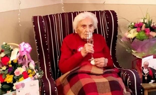 105-годишна жена: Тайната на дълголетието е да избягваш мъжете