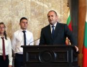 Румен Радев ще връчи отличия на български младежи, постигнали златна степен на Международната награда на херцога на Единбург