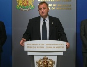 """Каракачанов: Повече няма да играя ролята на """"синя каска"""""""