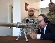 С какъв снайпер стреля Путин (видео)