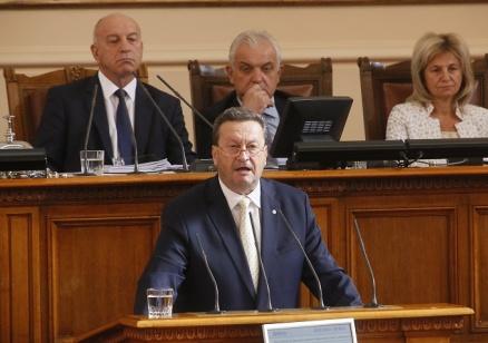 Таско Ерменков: Правителството на ГЕРБ никога не е полагало грижи за обикновения човек и неговото оцеляване