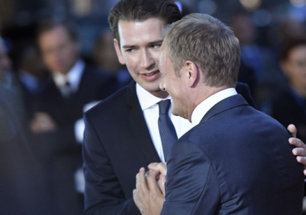 Много трудни разговори в Австрия за ЕС след брекзит