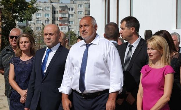 Бойко Борисов: Кандидатурата за главен секретар на МВР ще бъде обсъдена първо с президента