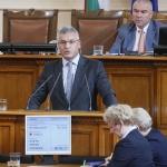 Валери Жаблянов: Независимостта е плод на задружни усилия към просперитета и утвърждаването на нацията