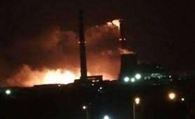 Седем души пострадаха при пожар в руска ТЕЦ