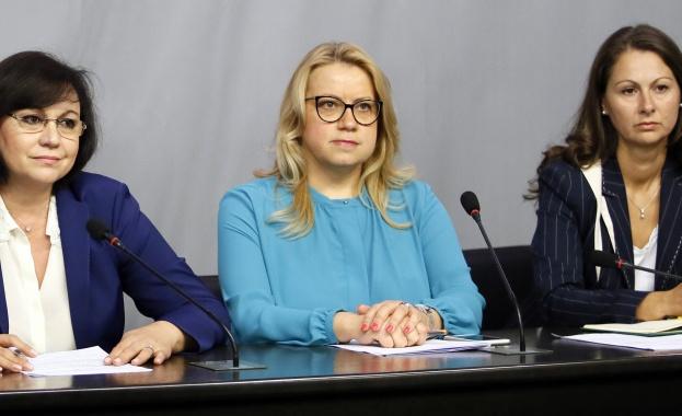 Златева: Манолова е печелившата кандидатура за София