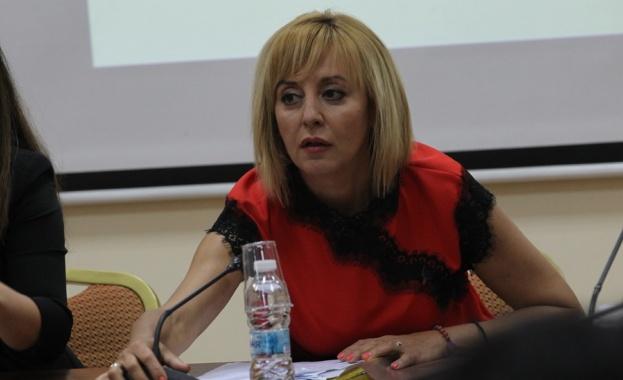 Снимка: Мая Манолова ще представи днес в НС Годишния доклад на институцията за 2018-та