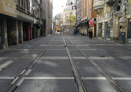 """До края на октомври става ясно дали ремонтът на ул. """"Граф Игнатиев"""" е изпълнен качествено"""