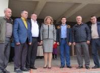 Посещение на Вицепрезидента в Болградския район