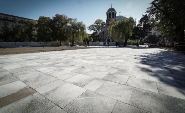 """Подмениха и втората върба пред църквата """"Св. Седмочисленици"""""""