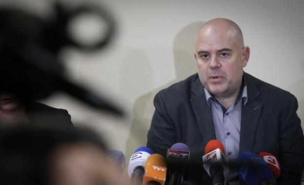 Снимка: Прокурор Иван Гешев: Не е вярно, че са отпаднали доказателства по делото `Иванчева`