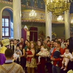 """Митрополитският храм """"Света Марина"""" ще въведе в християнската вяра 40 новородени"""