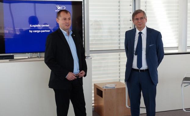 Карго-партнер ЕООД открива новата си логистична база с площ от 17 000 кв. м.