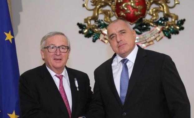 Юнкер поздрави Борисов за бързото разкриване на убийството в Русе