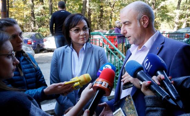 Нинова: Борисов нападна всички европейски институции, за случая в Русе, такава агресия не е необходима