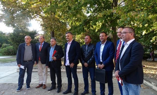Кирил Добрев: БСП е единствената опозиция