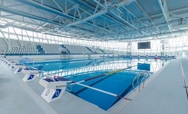 Ето в каква обстановка ще се състезават над 600 плувци през уикенда в Бургас (видео)